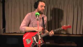 Frightened Rabbit Backyard Skulls BBC Radio 1 Live Lounge 2013
