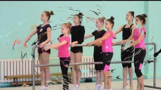 видео Клуб художественной гимнастики