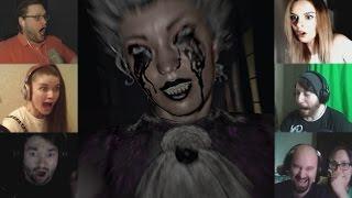 """Реакции Летсплейщиков"" на Скример Призрака из Root of Evil"