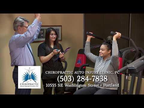 Auto Accident Chiropractor se portland | Chiropractic Auto Injury Clinic |Dr. Zchon Jones