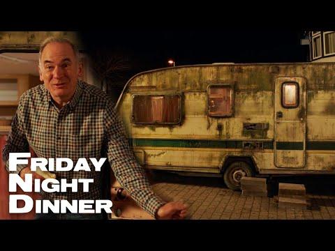 Dad's New Caravan!   Friday Night Dinner