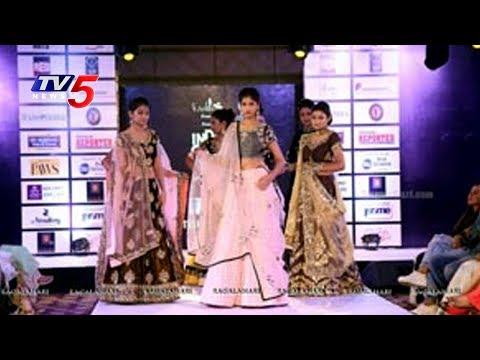 India Glam Fashion Week Hyderabad 2017 | TV5 News