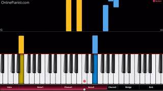 BLACKPINK - 뚜두뚜두 (DDU-DU DDU-DU) - Easy Piano Tutorial
