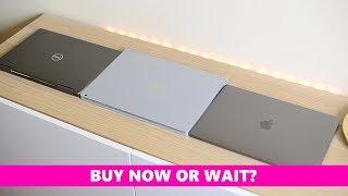 New Laptop CPUs Coming Soon From Intel - Whisky lake Amber Lake Ryzen 2700U Vega - Buy now or wait?