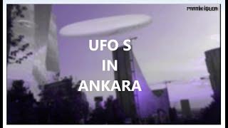 ANKARA'DA UFO LAR! UFOS IN ANKARA   KISA ANİME FİLMİM  FRAGMAN
