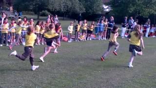 Wimbledon - Area Brownies Sports Day 2013