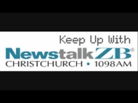 Newstalk ZB Christchurch 1098AM Christchurch Earthquake 2011 Local Morning Show
