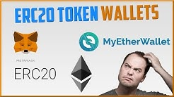 What is an ERC20 Wallet | ERC-20 Token | MyEtherWallet + Metamask