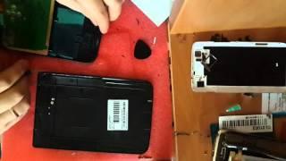 Pocketbook 614 - замена экрана электронной книги(Подробный процесс разборки и замены экрана. Советы., 2015-11-27T21:20:40.000Z)