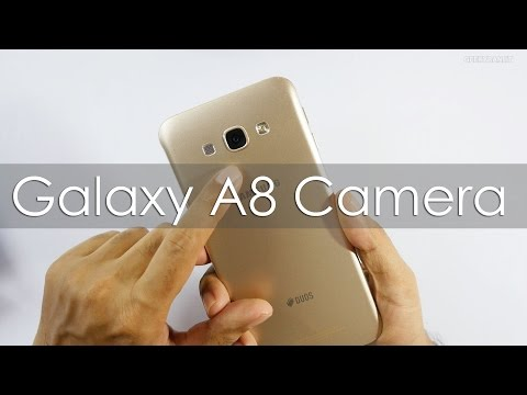 Samsung Galaxy A8 Camera Review with Sample Shots