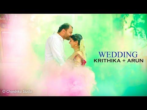 Krithika + Arun Wedding Highlight