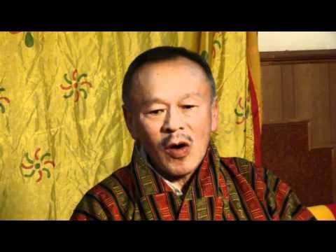 Jigme Y  Thinley