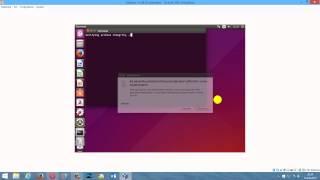 Cómo instalar las guest additions en Ubuntu 15.04