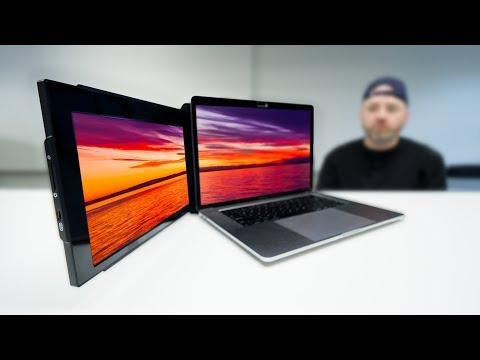 The Amazing Double Laptop!!