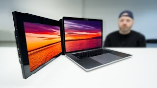 The Amazing Double Laptop!!