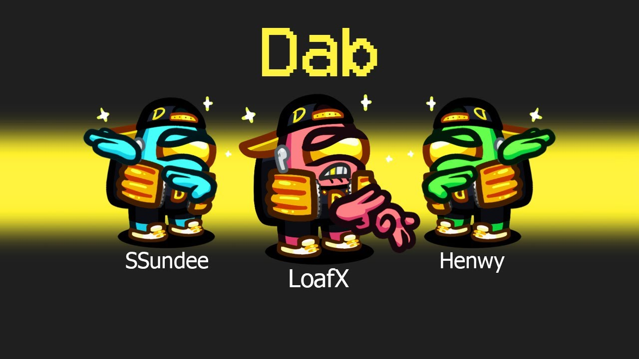 *NEW* DAB ROLE in AMONG US!