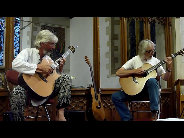 Gordon Giltrap and Nick Hooper play Ring Of Kerry