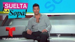 Suelta La Sopa   Ricky Martin habló de su nuevo show en Las Vegas   Entretenimiento