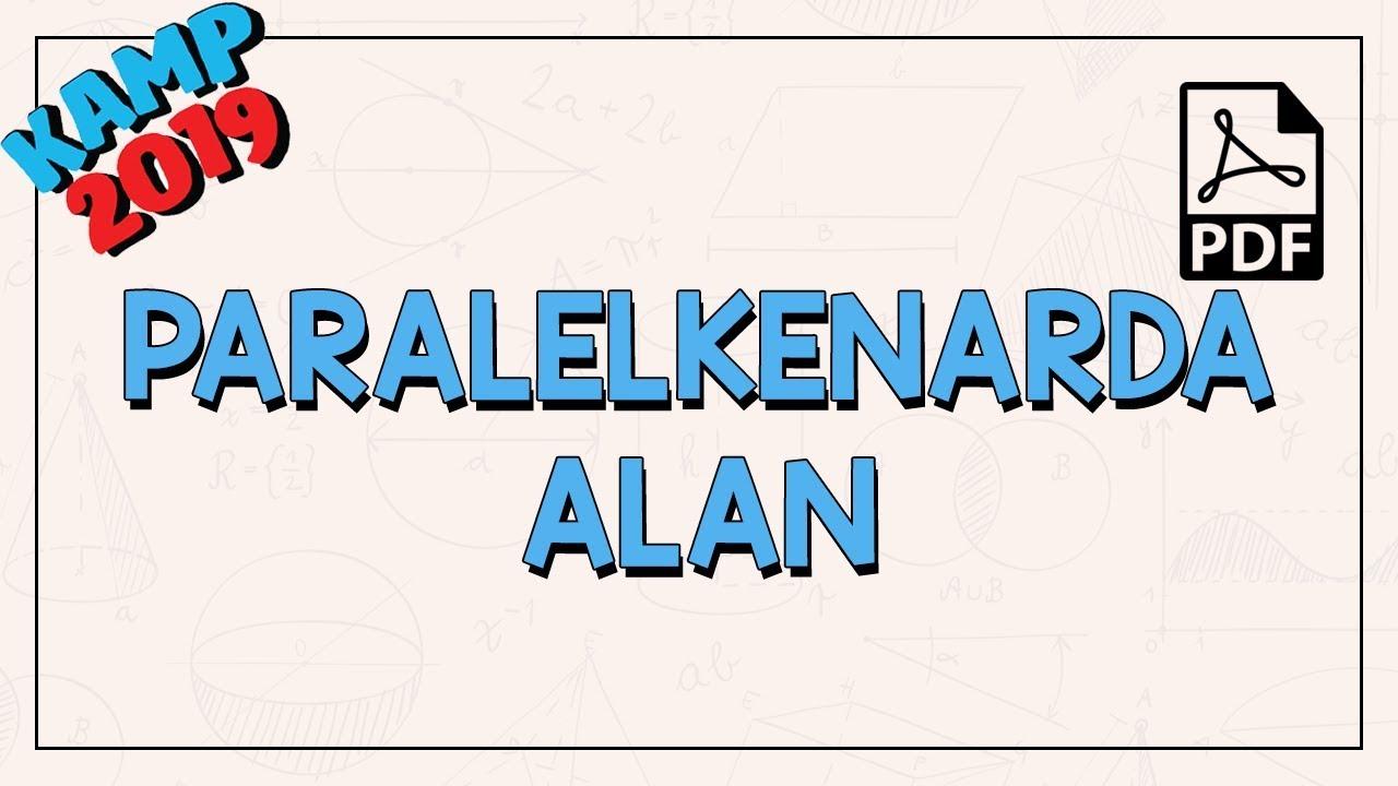 Paralelkenarda Alan
