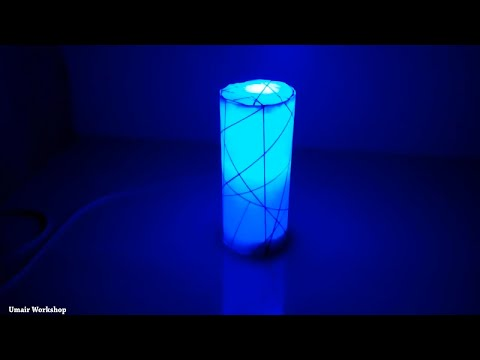 diy night lamp ideas