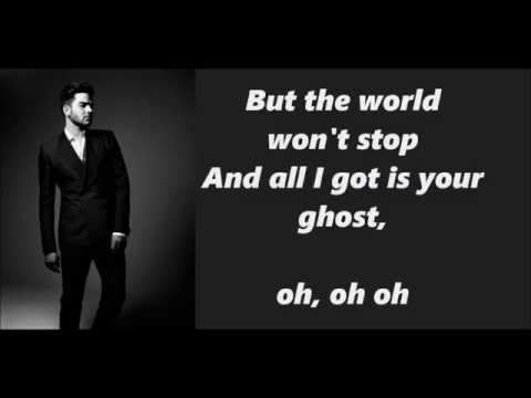 Adam Lambert Another Lonely Night Lyrics