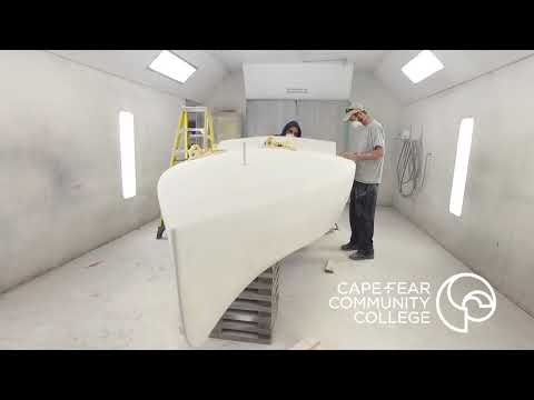From Wood Boat to Fiberglass Composite