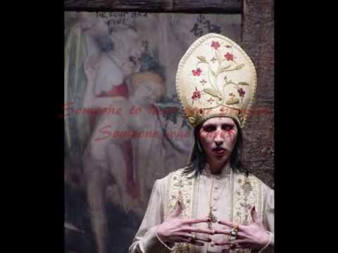 Marilyn Manson-Personal Jesus