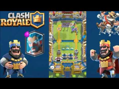 (Clash Royale) Play Event Clan Battle Is Here :o
