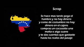 Scrop - Somos Venezolanos [Letra]