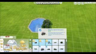 Как сделать озеро в The Sims 4.(Коды из видео: TestingCheats true bb.moveobjects on bb.showhiddenobjects true В озере можно плавать и рыбачить!, 2016-06-24T10:19:42.000Z)