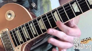 Anastasia - Slash Cover - Full Instrumental - Bass/Drums/Guitar (Karl Golden & Lion Das Neves)