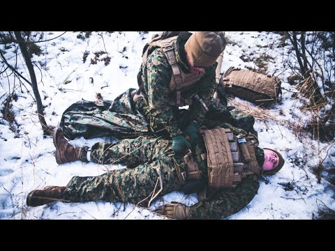 Buddy, Buddy Are You Okay? - Cold Weather Tactical Combat Casualty Care (TCCC) | MFA