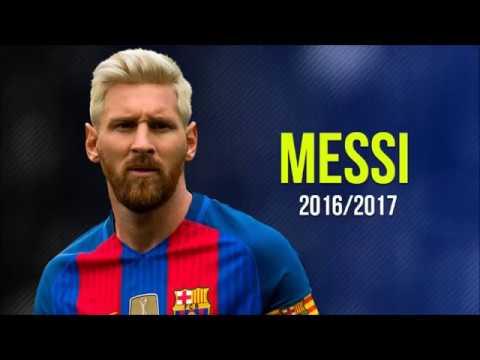 PES 2017 - Lionel Messi 2016-17 ●...