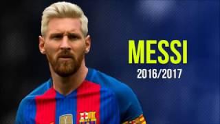 PES 2017 - Lionel Messi 2016-17 ● Dribbling Skills/Tricks & Goals || HD