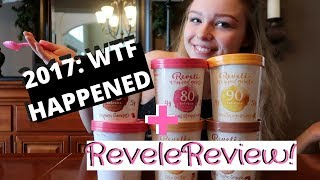 2017 YEAR IN REVIEW | Revele Gelato Review!