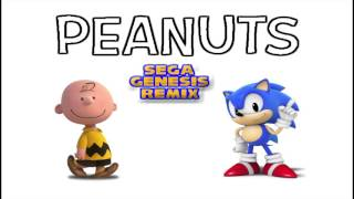 Peanuts Theme Song Sega Genesis Remix