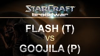 StarCraft - Brood War 2017 - Flash (T) v Goojila (P) on Outsider