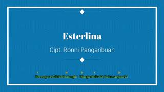 Esterlina - Lirik Lagu