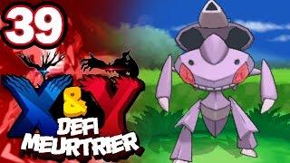Genesect au Village Pokémon ! - POKÉMON XY RANDOM #39 - Défi Meurtrier (ft. Vohlt)