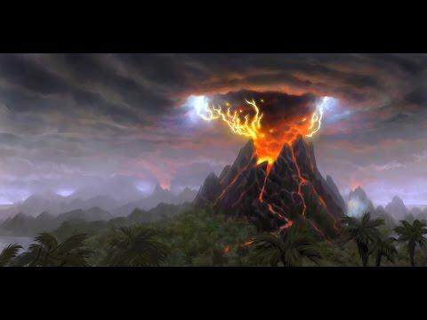 Секретные территории. Извержение супервулкана Йеллоустоун в США и бегство с Земли