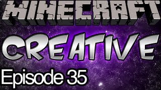 Minecraft Creative MP Ep.35 - Dance Partay!