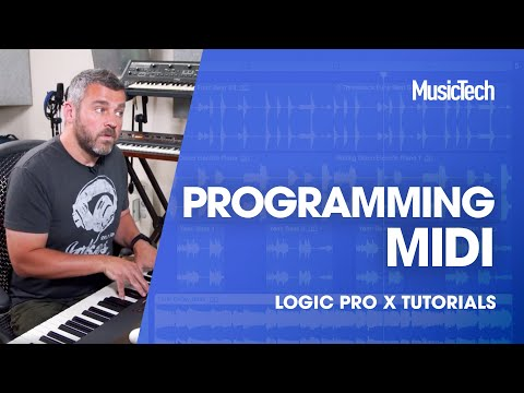 Logic Tips - Programming MIDI