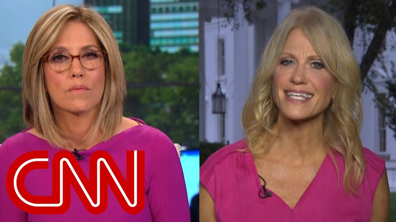 Kellyanne Conway: Kavanaugh accuser's requests 'unusual'