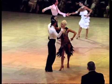 Blackpool Dance Festival 2003 Pro Latin Final