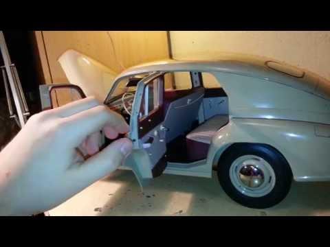 видео: Обзор модели ГАЗ М20