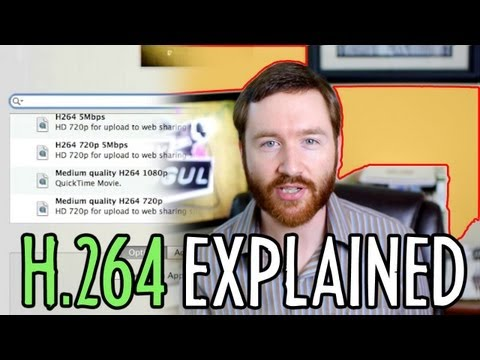 How-to: Compress Video For YouTube / H.264 Explained : Indy News