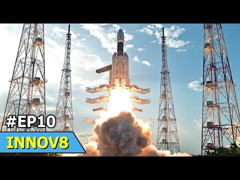 Satellite launch, Weather graphics | Ozone layer, Arctic warming | Renewable energy |  Innov8 | Ep10