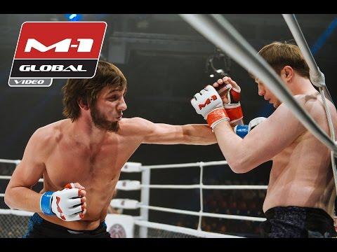 Юрий Юрченко vs. Гаджи Гаджиев   M-1 Challenge 56, полный бой