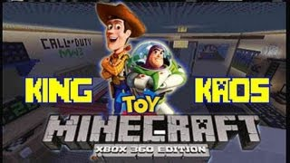 Minecraft 360 Toy Story Map (King Kaos Style) Preview thumbnail