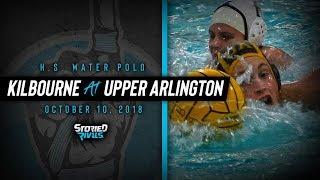HS Water Polo | Worthington Kilbourne at Upper Arlington [10/10/18]